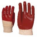 Gants PVC standard rouge - La paire