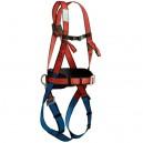 Harnais complet avec ceinture de maintien et sous fessière