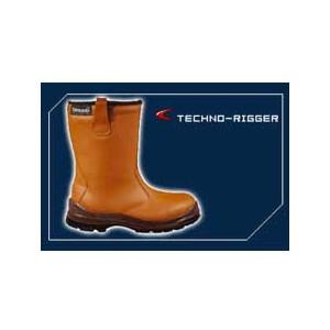 Mi-bottes de sécurité TECHNO RIGGER S3 CI
