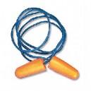 Bouchons EARLINE en mousse de polyuréthane avec corde